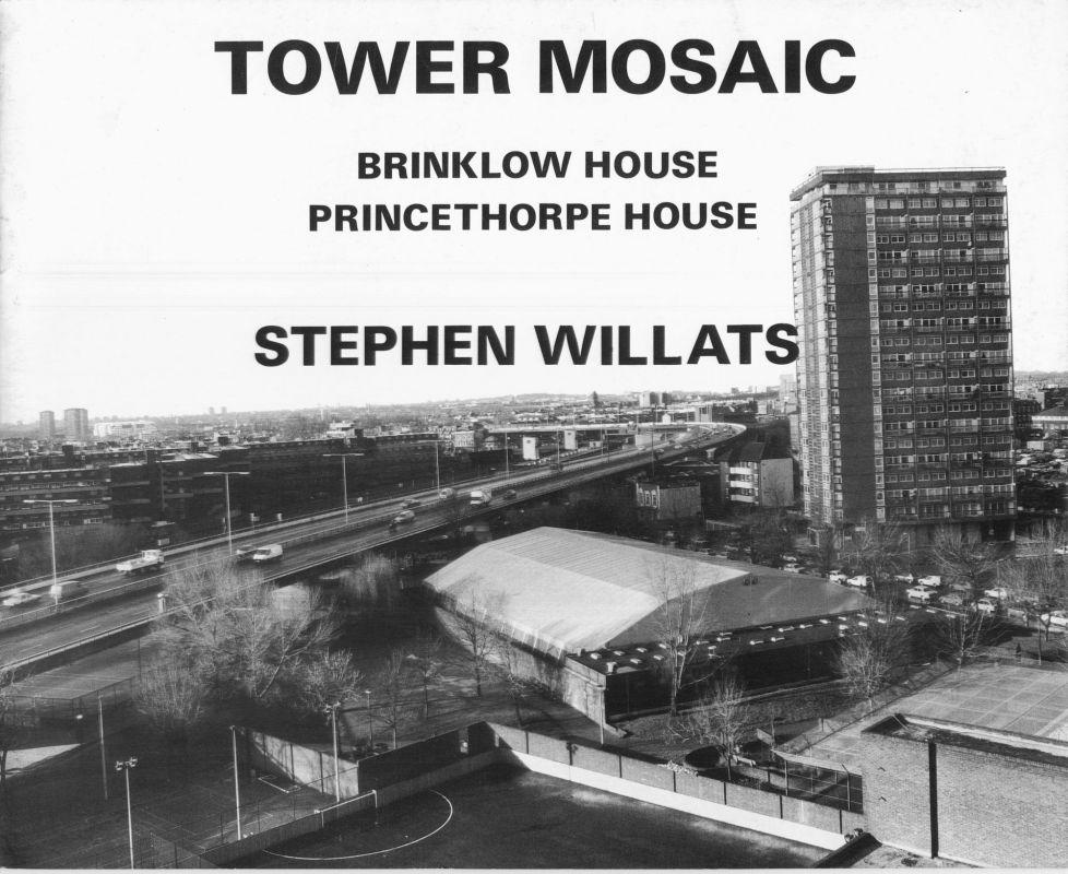 Tower Mosaic – Brinklow House, Princethorpe House