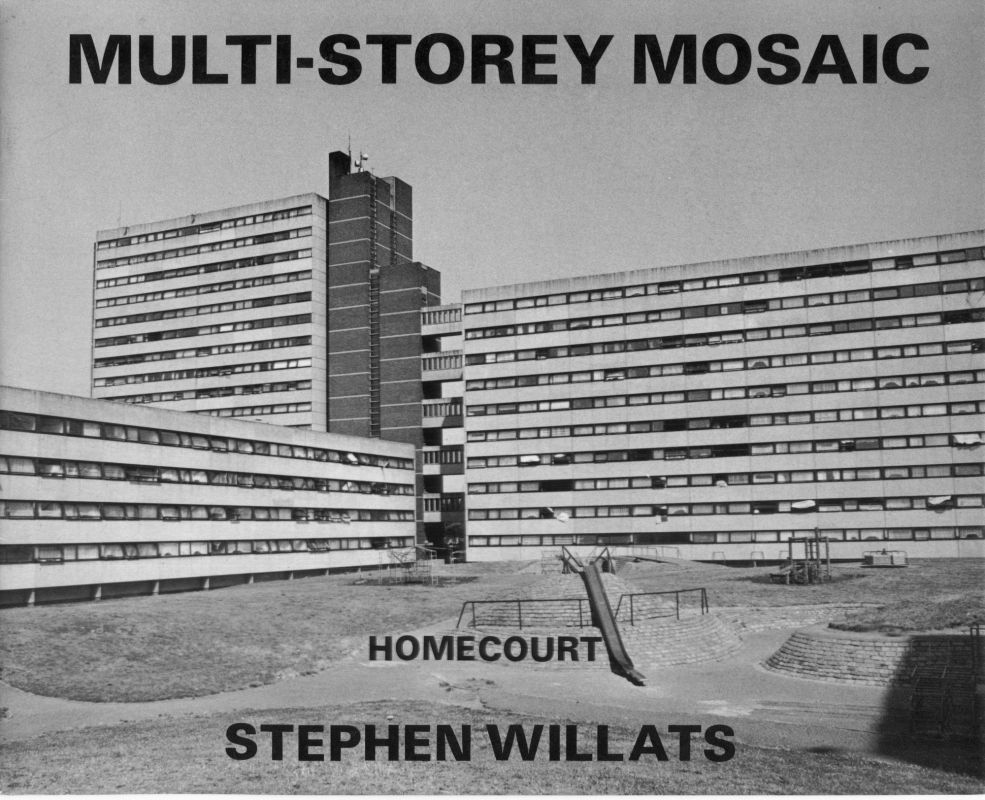 Multi-Storey Mosiac – Homecourt