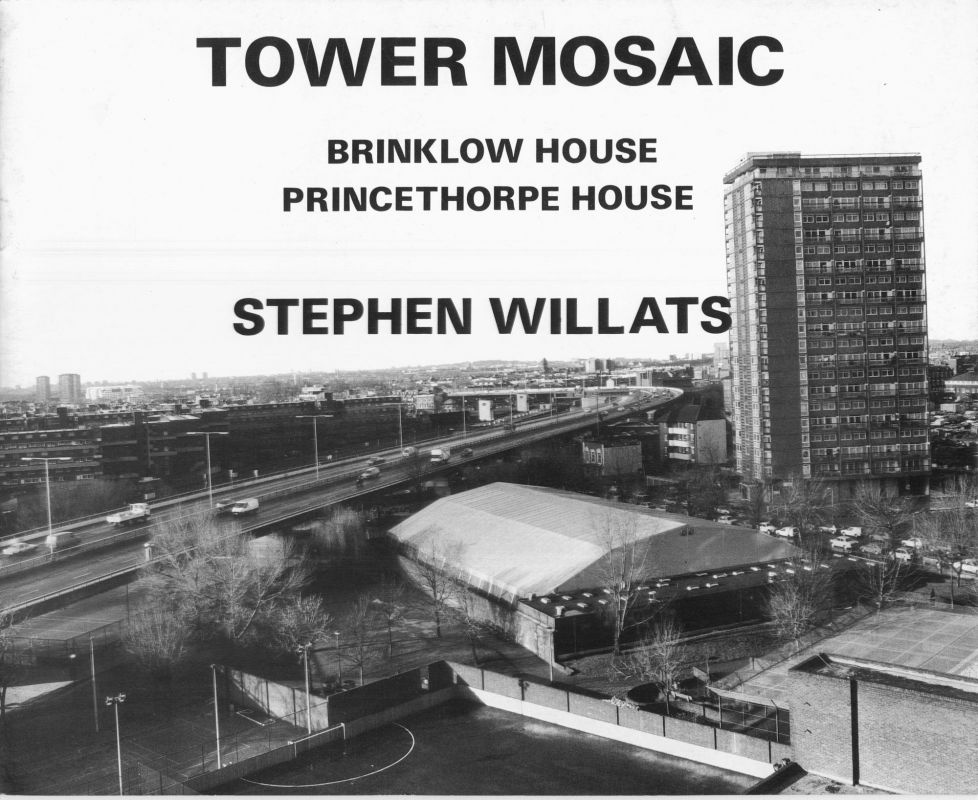 Tower Mosaic – Brinklow House, Princethorpe House